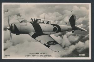 AK Kampfflugzeug der Royal Air Force vom Typ Blackburn Skua II.