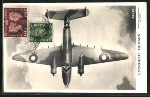 AK Flugzeug Lockheed Hudson, Bomber