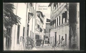 AK Zanzibar, View of Main Street