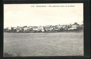 AK Zanzibar, Vue générale prise de la Rade