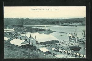 AK Diego-Suarez, Vue des Bassins de Radoub