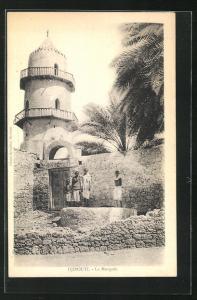 AK Djibouti, La Mosquée, Moschee, Islam