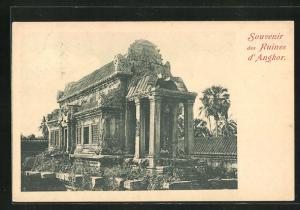 AK Angkor, Historische Ruine