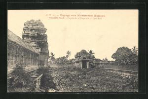 AK Angkor-Wat, Facade du 2e Etage sur la Cour Sud