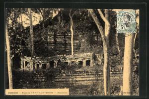 AK Angkor, Ruines d`Angkor-Thom, Bapoum