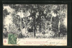 AK Angkor-Thom, Ruines de Pimean-Acas