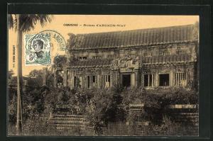 AK Siem Reap, Ruines d`Angkor-Wat