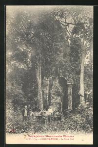 AK Angkor-Thom, La Porte Sud