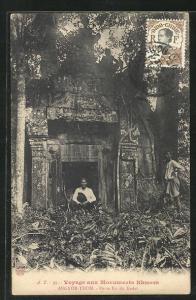AK Angkor-Thom, Porte Est du Kedei