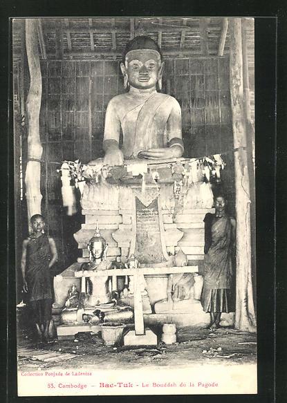 AK Bac-Tuk, Le Bouddah de la Pagode, Buddha 0