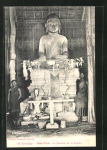 AK Bac-Tuk, Le Bouddah de la Pagode, Buddha