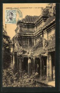 AK Angkor-Wat, Les Galeries