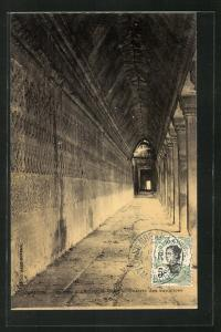 AK Angkor-Wat, Galerie des supplices