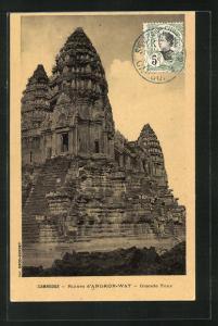 AK Angkor-Wat, Grande Tour