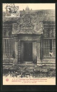 AK Angkor-Wat, Porte Nord du 2e Étage...