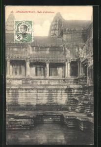 AK Angkor-Wat, Salle d`ablutions