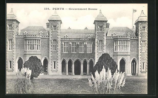 AK Perth, Government House 0