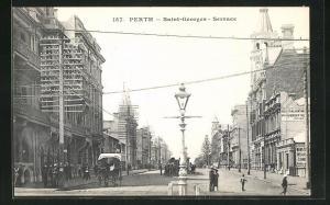 AK Perth, Saint-Georges - Serrace, Strassenpartie