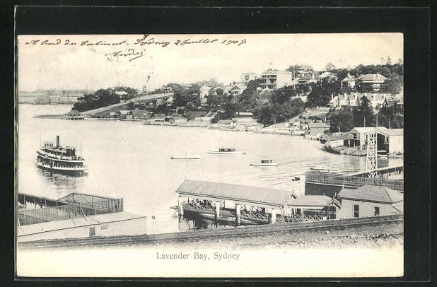 AK Sydney, Lavender Bay 0