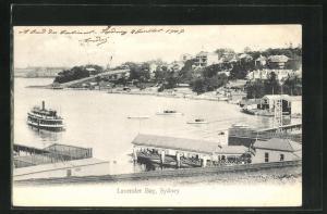 AK Sydney, Lavender Bay