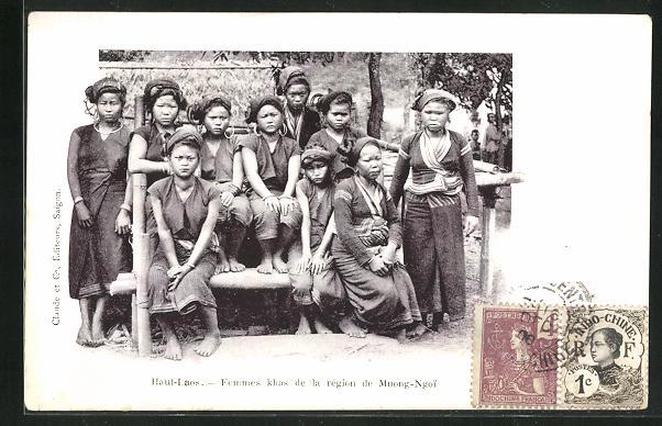 AK Muong-Ngoi, Femmes khas 0