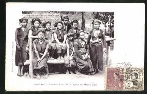 AK Muong-Ngoi, Femmes khas