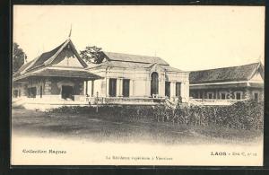 AK Vientiane, La Résidence supérieure