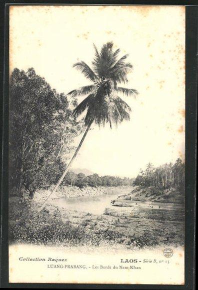 AK Luang-Prabang, Les Bords du Nam-Khan 0