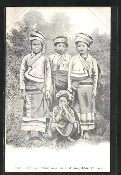 AK Muong-Hou, Types de femmes Lu 0