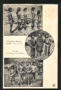 AK Laos, Khas Hoc de la Région du Haut-Mékong