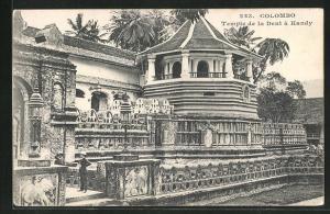 AK Kandy, Temple de la Dent a Kandy