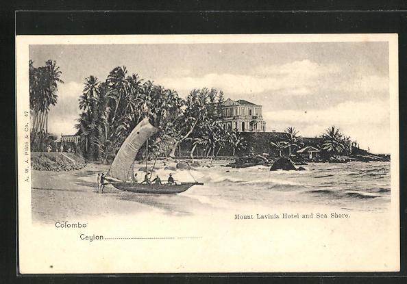 AK Mount Lavinia, Mount Lavinia Hotel and Sea Shore 0