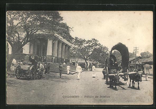 AK Colombo, Palais de Justice 0