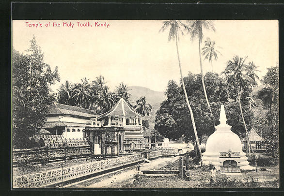 AK Kandy, Temple of the Holy Tooth 0
