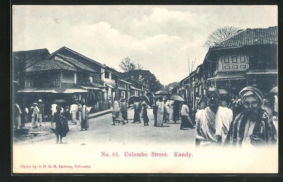 AK Kandy, Colombo Street 0