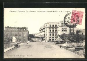 AK Colombo, The Grand Oriental Hotel, York Street