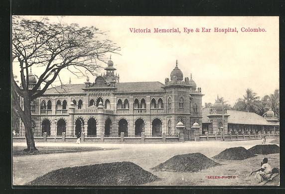 AK Colombo, Victoria Memorial, Eye & Ear Hospital , Krankenhaus 0