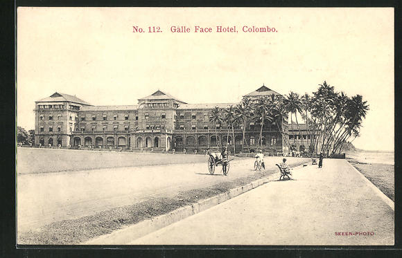 AK Colombo, Galle Face Hotel 0