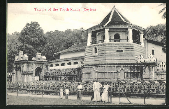 AK Kandy, Temple of the Tooth 0