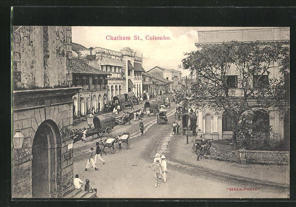 AK Colombo, Chatham Street 0
