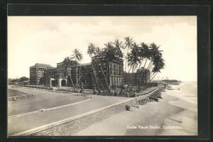 AK Colombo, Galle Face Hotel, Totalansicht