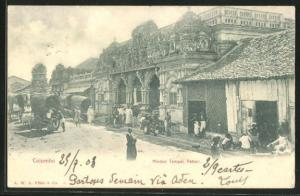 AK Colombo, Hindoo Temple, Pettah