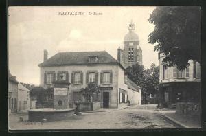 AK Villeblevin, Le Bassin