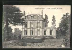 AK Villiers-St-Benoit, Chateau des Comtes