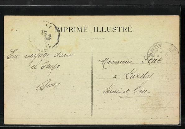 AK Villiers-St-Benoit, Chateau du Fort 1