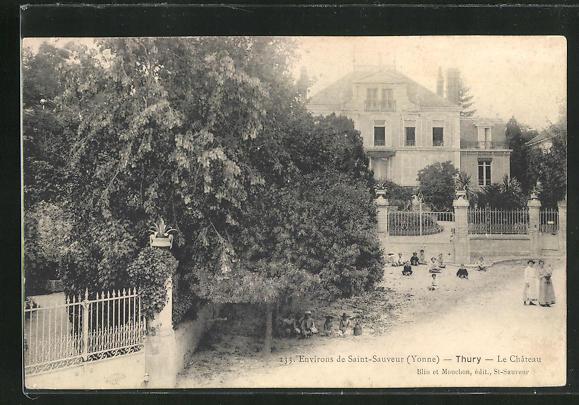 AK Thury, Le Chateau 0