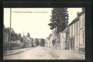 AK Villeneuve-sur-Yonne, Faubourg St-Nicolas
