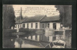 AK Theil-sur-Vanne, Usine hydraulique de la Forge