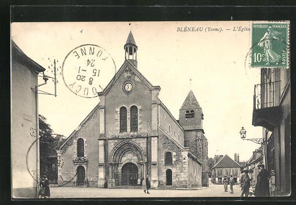 AK Bleneau, L`Eglise 0
