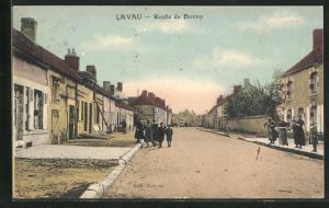 AK Lavau, Route de Bonny